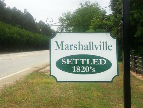 City of Marshallville